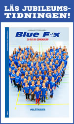 Blue Fox tidning